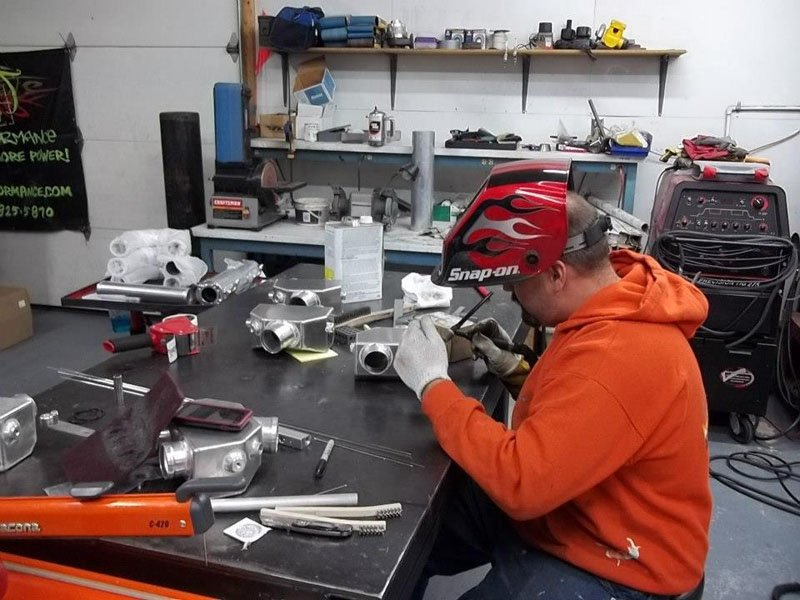 K&T Performance Welding Aluminum Powersports Shop