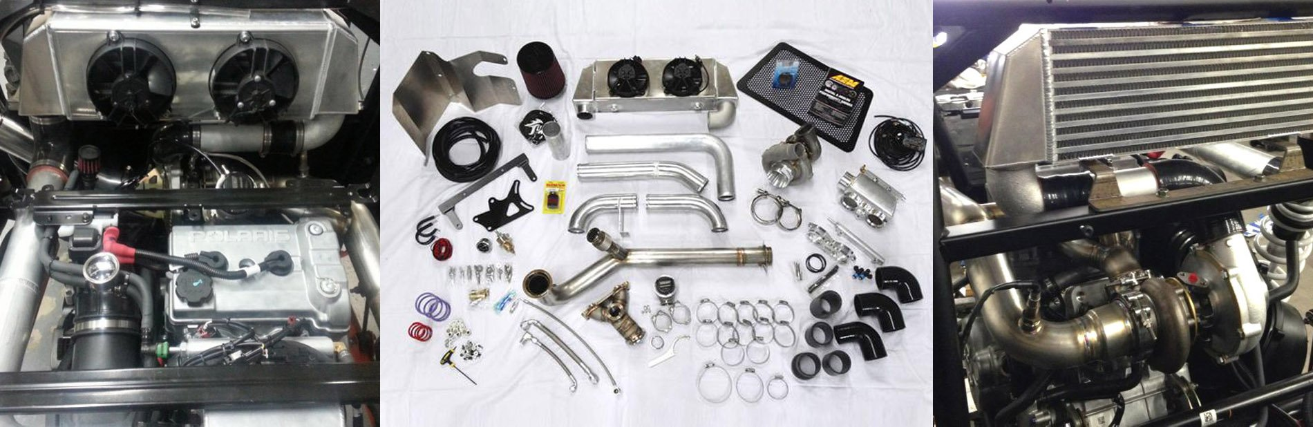 K&T Performance RZR XP 1000 Turbo Kits